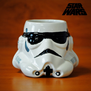 "Puodelis ""Storm Trooper"" 3D (500 ml.)"